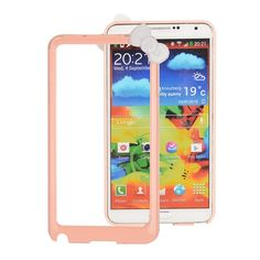 Samsung Note 3 Hello Kitty strik Bumper cover, hoesje, case