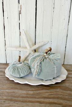 Velvet Pumpkins-Sea Mist.