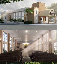 Igreja São Venceslau | INVENTE ARQUITETURA