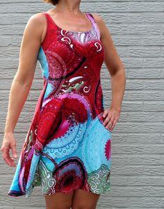 Me & Sew: BASIC TOP - VARIATION #2 (DRESS)