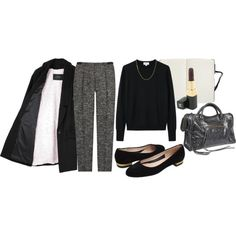 outfit, created by deadfleurette on Polyvore