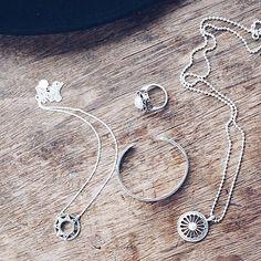 Flat lay Myel jewels