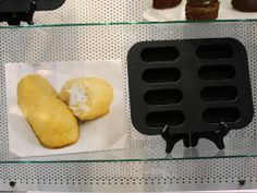 Recreate everyone's favorite cream-filled cake with the Dream-Boat Pan from Chicago Metallic ($14.95 for pan or $19.95 bundled with filling injector). #ihhs13 #chicagometallic #bakeware