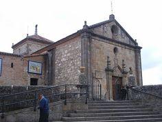 Cáceres  Santuario Virgen del Puerto