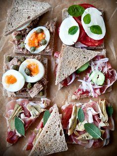 Любимите сандвичи