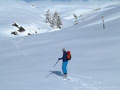 Bucegi Mountains - fresh snow 2015