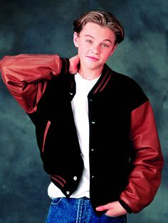 Leonardo DiCaprio won every young girls' heart in the early '90s (psshh, He has my heart and its 2013!)