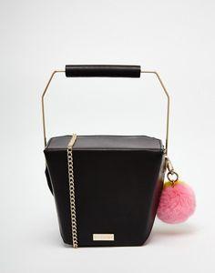 Skinny Dip Black Take Out Bag 32 00 Novelty Bagsnovelty