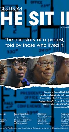 Voices from the Sit In (2021) - IMDb Documentary Filmmaking, The Tenses, Oral History, Civil Rights Movement, Great Films, Filming Locations, Soundtrack, Nonfiction, True Stories