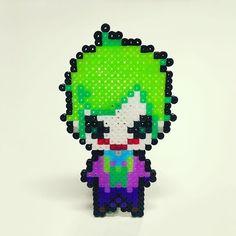 The Joker perler beads by  cincintin