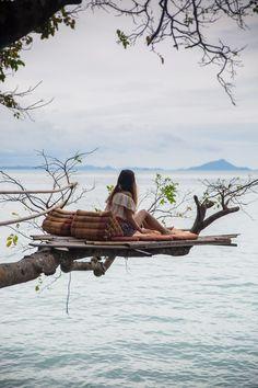 Krabi Thailand Bucket List | Railay Beach