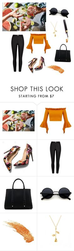 """""""spring evenings"""" by cccccfashion ❤ liked on Polyvore featuring River Island and La Perla"""