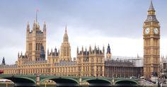 Palácio de Westminster, Londres #viajar #londres #inglaterra