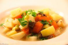 Klassisk Köttsoppa!  3 SmartPoints Cantaloupe, Soup Recipes, Pork, Health Fitness, Fruit, Sweet, Ethnic Recipes, Kale Stir Fry, Candy