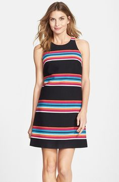 Trina Turk 'Loma' Stripe Shift Dress available at #Nordstrom