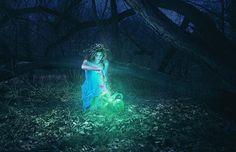Green finger fairy