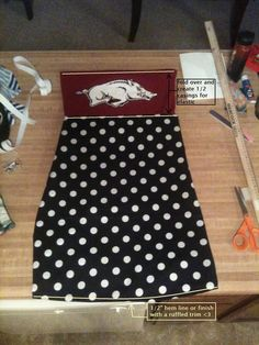 Little Miss Southern Charm: Game Day T-shirt Dress Tutorial