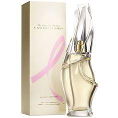 Donna Karan Cashmere Mist Eau De Parfum, Breast Cancer Awareness Limited Edition 1.7 Oz. $82