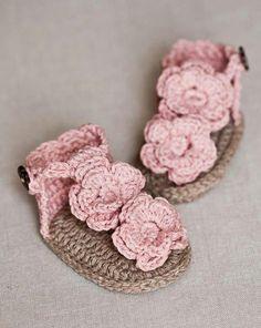 138 Best Crochet Flip Flopssandals Inspiration Images Crochet