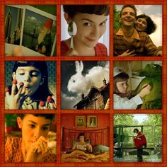 Amelie Poulain - The quality of the film, the clothing, the scenery, the actress! I even loved the woman in the adult store where Nino worked :)