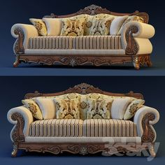 Sofa Bed Design, Living Room Sofa Design, Luxury Home Furniture, Sofa Furniture, Sofa Makeover, Wooden Sofa Set Designs, Traditional Living Room Furniture, Wood Sofa, Wood Farnichar