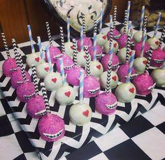 Alice In wonderland cake pops by PopsByLex on Etsy
