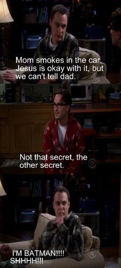 at this point I just need a Big Bang Theory board!