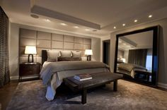 15 SEXY upholstered headboards. Click, then prepare to drool....
