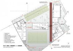 ground floor plan   100m Race! :D