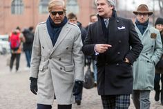 The Best Street Style from Day 3 of Pitti Uomo