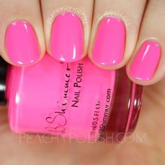 KBShimmer How Low Can You Flamingo? | Summer 2016 Collection | Peachy Polish