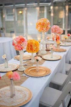 Crepe Paper Flowers Wedding Centerpeices Paper by BlomesPaperie, $60.00