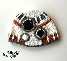 Any Star Wars fans out there? Perfect hat for fall for that excited Star Wars Fan!