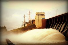 Atrapados por la imagen: Embalse Rio Hondo....