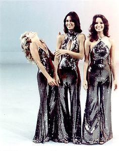 Charlie's Angels: Farrah Fawcett-Majors (Jill Munroe), Kate Jackson (Sabrina Duncan) and Jaclyn Smith (Kelly Garrett).