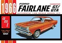 amt 1966 ford fairlance gta model cars