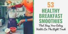 You've probably noticed that people are raving about having smoothies for breakfast. You've probably noticed that people are raving about having smoothies for breakfast. Smoothie Prep, Smoothie Bowl, Smoothie Recipes, Apple Smoothies, Healthy Breakfast Smoothies, Health Breakfast, Low Carb Diet Plan, Healthy Diet Plans, Healthy Eats