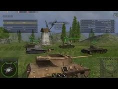 Ground War Tanks Gameplay [EP.13] - Ground War Tanks is a Free to Play Action Shooter FPS MMO Game with tanks and conflicts in armored warfare