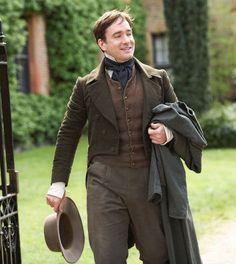 Matthew Macfadyen as Mr. Clennam in Little Dorrit (2008)