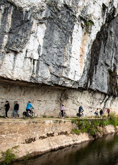Wandelen en fietsen op het jaagpad langs de Lot #frankrijk #travel #hike #mustdo #vakantie