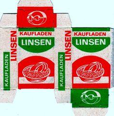 LINSEN - lentils