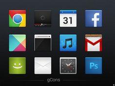 Gcons Icons http://www.iconspedia.com/pack/gcons-icons-4247/