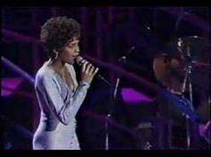 Whitney Houston Higher Love