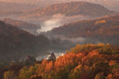 """In the Driftless area of southwest Wisconsin, fall color begins with a whisper, a rumor in which nature conspires."" Photo by Terry McNeill, article by Eric Frydenlund"