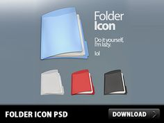 Awesome Free Folder Icon PSD. Downloaded [downloadcounter(Download Free Folder Icon PSD)] Times  Download Free Folder Icon PSD. You can use these folder in your project without a...  #downloadfreepsd #downloadpsd #Files #FilesFolder #Folder #FreeIcon #FreeIcons #FreePSD #Icon #IconPSD #LayeredPSDs #Objects #Office #PSD #psddownload #PSDfile #psdfree #psdfreedownload #PSDimages #psdresources #PSDSources #PsdTemplates