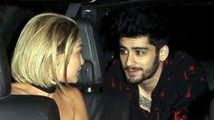 Is Gigi Hadid Dating With Zayn Malik?