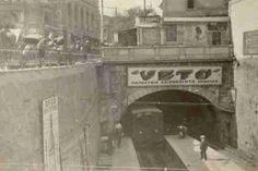 1925 - Ο παλιός σταθμός της Ομόνοιας - Old Omonoia RR station Old Photos, Vintage Photos, Athens History, Modern History, Athens Greece, Travelogue, Walking Tour, Documentaries, The Past