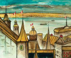 Normand Hudon Plaisanteries caustiques « Magazin'art