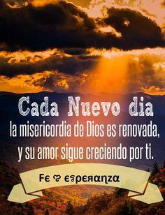 204 Mejores Imágenes De Fe Y Esperanza En Dios Hope In God