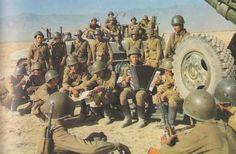 Soviet troops in Afghanistan, 1980's